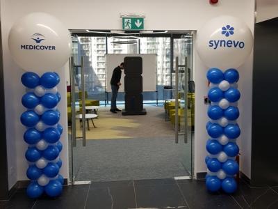 Baloane Cu Heliu Personalizate Decoratiuni Nunta